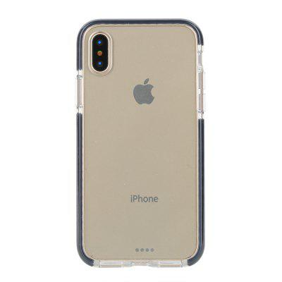 Hybrid Shockproof TPU and PC and TPE Case with Air Cushion for IPhone X