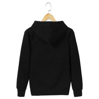 Mens Spring Black Color Cartoon HoodiesMens Hoodies &amp; Sweatshirts<br>Mens Spring Black Color Cartoon Hoodies<br><br>Material: Cotton<br>Package Contents: 1 x Hoodie<br>Shirt Length: Regular<br>Sleeve Length: Full<br>Style: Casual<br>Weight: 0.8000kg