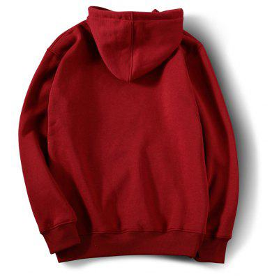 Spring Sports Youth Home HoodieMens Hoodies &amp; Sweatshirts<br>Spring Sports Youth Home Hoodie<br><br>Material: Cotton<br>Package Contents: 1 x Hoodie<br>Shirt Length: Regular<br>Sleeve Length: Full<br>Style: Casual<br>Weight: 0.8000kg