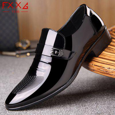 Business and Leisure Leather ShoesFormal Shoes<br>Business and Leisure Leather Shoes<br><br>Available Size: 38?39?40?41?42?43?44?45<br>Closure Type: Slip-On<br>Embellishment: Sequined<br>Gender: For Men<br>Occasion: Dress<br>Outsole Material: Rubber<br>Package Contents: 1xshoes(pair)<br>Pattern Type: Solid<br>Season: Summer, Winter, Spring/Fall<br>Toe Shape: Pointed Toe<br>Toe Style: Closed Toe<br>Upper Material: Microfiber<br>Weight: 1.5600kg