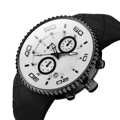Sinobi 9739G01 1239 Leisure Fashion Outdoor Sports Trendy Multi Functional Silica Gel Band Waterproof Quartz WatchMens Watches<br>Sinobi 9739G01 1239 Leisure Fashion Outdoor Sports Trendy Multi Functional Silica Gel Band Waterproof Quartz Watch<br><br>Band material: Silicone<br>Band size: 20.5 x 2.6cm<br>Brand: Sinobi<br>Case material: Alloy<br>Clasp type: Pin buckle<br>Dial size: 4.5 x 4.5 x 1cm<br>Display type: Analog<br>Movement type: Quartz watch<br>Package Contents: 1 x Watch, 1 x Box<br>Package size (L x W x H): 28.00 x 8.00 x 3.50 cm / 11.02 x 3.15 x 1.38 inches<br>Package weight: 0.0950 kg<br>Product size (L x W x H): 20.50 x 4.50 x 1.00 cm / 8.07 x 1.77 x 0.39 inches<br>Product weight: 0.0650 kg<br>Shape of the dial: Round<br>Watch mirror: Mineral glass<br>Watch style: Casual, Outdoor Sports, Fashion<br>Watches categories: Men<br>Water resistance: 30 meters<br>Wearable length: 20.5 - 25cm