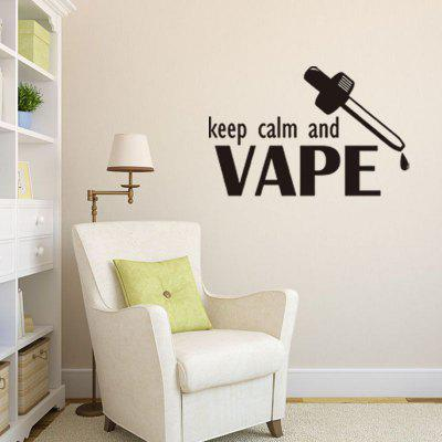 DSU Keep Calm Keep Calm English Hot Wall Stickers Creative Personality Living Room MonitorWall Stickers<br>DSU Keep Calm Keep Calm English Hot Wall Stickers Creative Personality Living Room Monitor<br><br>Brand: DSU<br>Function: Decorative Wall Sticker, 3D Effect<br>Material: Vinyl(PVC)<br>Package Contents: 1 x Wall Sticker<br>Package size (L x W x H): 45.00 x 3.00 x 1.00 cm / 17.72 x 1.18 x 0.39 inches<br>Package weight: 0.1500 kg<br>Product size (L x W x H): 57.00 x 41.80 x 0.10 cm / 22.44 x 16.46 x 0.04 inches<br>Product weight: 0.1000 kg<br>Quantity: 1<br>Subjects: Fashion,Others<br>Suitable Space: Living Room,Bedroom<br>Type: Plane Wall Sticker