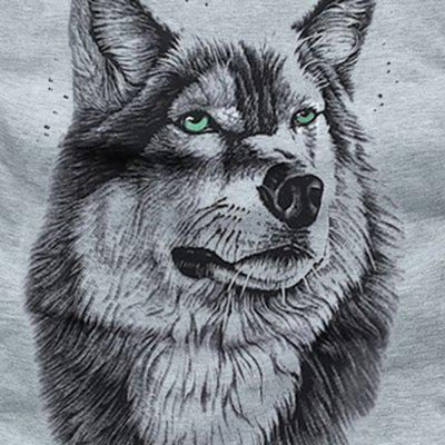 2018 Summer Mens New Short Sleeves 3D Wolf Printed Plus Size T-ShirtMens T-shirts<br>2018 Summer Mens New Short Sleeves 3D Wolf Printed Plus Size T-Shirt<br><br>Collar: Round Neck<br>Embellishment: Spliced<br>Fabric Type: Broadcloth<br>Material: Cotton, Polyester<br>Package Contents: 1x T-shirt<br>Pattern Type: Print<br>Sleeve Length: Short<br>Style: Casual<br>Weight: 0.4000kg