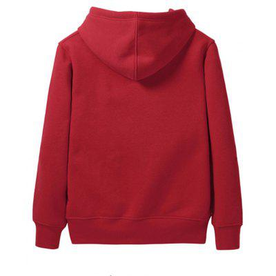 2017 Mens Warm Fashion HoodieMens Hoodies &amp; Sweatshirts<br>2017 Mens Warm Fashion Hoodie<br><br>Material: Cotton<br>Package Contents: 1 X Hoodie<br>Shirt Length: Regular<br>Sleeve Length: Full<br>Style: Casual<br>Weight: 0.2000kg
