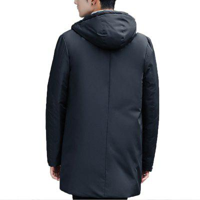 2017 Mens Fashion Trend Cotton ClothesMens Jackets &amp; Coats<br>2017 Mens Fashion Trend Cotton Clothes<br><br>Clothes Type: Padded<br>Materials: Polyester<br>Package Content: 1 X Coat<br>Package size (L x W x H): 1.00 x 1.00 x 1.00 cm / 0.39 x 0.39 x 0.39 inches<br>Package weight: 0.5000 kg<br>Size1: M,L,XL,2XL,3XL