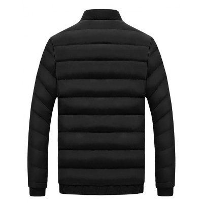 2018 Mens Fashion Trends Warm ClothesMens Jackets &amp; Coats<br>2018 Mens Fashion Trends Warm Clothes<br><br>Clothes Type: Padded<br>Materials: Polyester<br>Package Content: 1 X Coat<br>Package size (L x W x H): 1.00 x 1.00 x 1.00 cm / 0.39 x 0.39 x 0.39 inches<br>Package weight: 0.5000 kg<br>Size1: M,L,XL,4XL,2XL,3XL