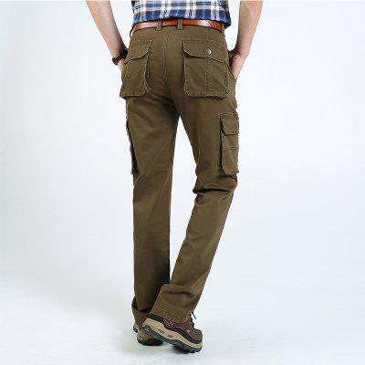2018 Mens Trend and Fashion PantsMens Pants<br>2018 Mens Trend and Fashion Pants<br><br>Closure Type: Zipper Fly<br>Elasticity: Nonelastic<br>Fabric Type: Broadcloth<br>Fit Type: Straight<br>Length: Normal<br>Material: Cotton<br>Package Contents: 1 X Pants<br>Package size (L x W x H): 1.00 x 1.00 x 1.00 cm / 0.39 x 0.39 x 0.39 inches<br>Package weight: 0.5000 kg<br>Pant Style: Straight<br>Pattern Type: Others<br>Style: Casual<br>Waist Type: Mid
