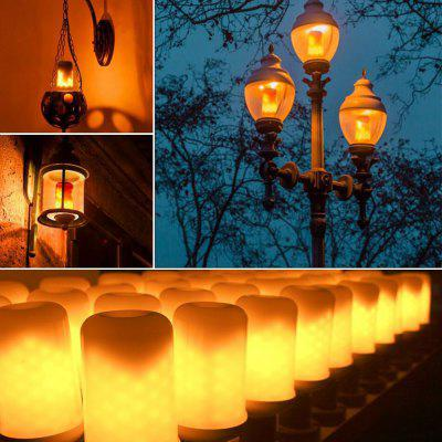 LED Flame Effect Fire Lamps