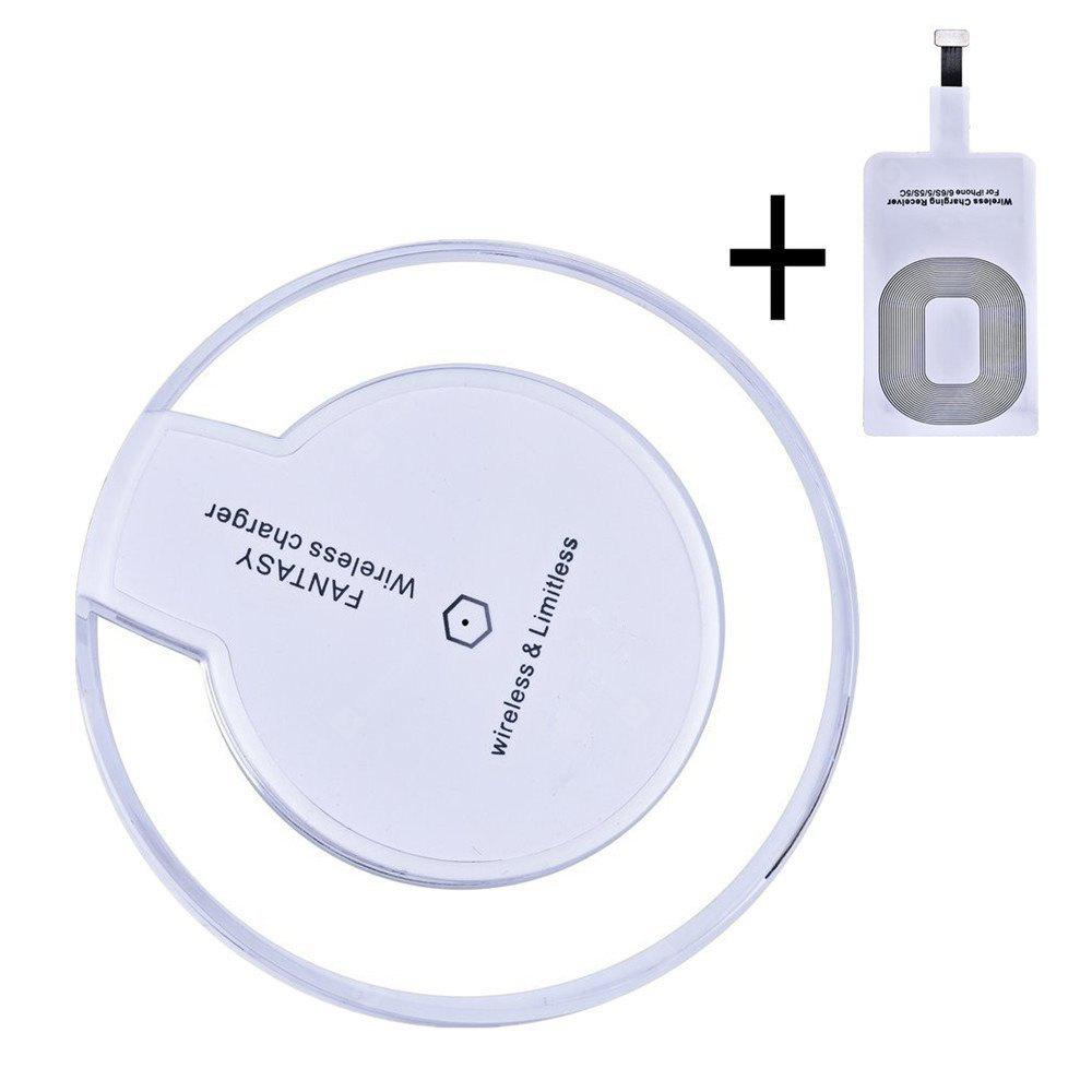 Wireless Charging Kit - For iPhone & Android