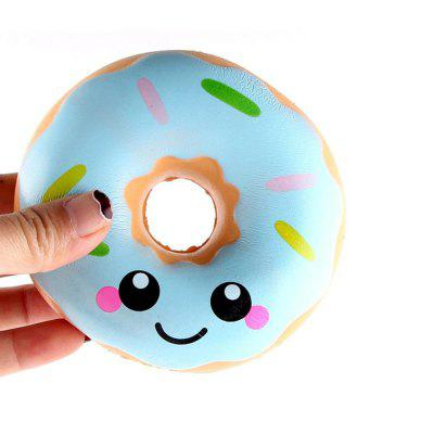 Squeeze Stretch Jumbo Squishy Donuts Scented Slow Rising Gift Toy para niños