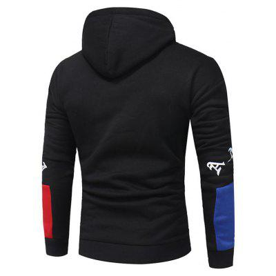 Handsome Male Hip Hop Teenagers HoodieMens Hoodies &amp; Sweatshirts<br>Handsome Male Hip Hop Teenagers Hoodie<br><br>Fabric Type: Terry<br>Material: Cotton, Polyester<br>Package Contents: 1 x Hoodie<br>Shirt Length: Regular<br>Sleeve Length: Full<br>Style: Casual<br>Weight: 0.2500kg