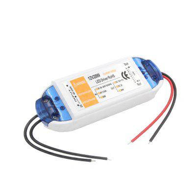 28W LED Power Driver AC 90-240V 0.62A to DC 12V 2A