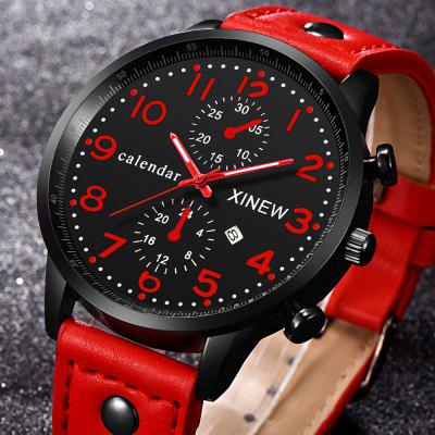 Men Quartz Digital Men Full PU Steel Wrist Watches Clock Casual Watch HommeMens Watches<br>Men Quartz Digital Men Full PU Steel Wrist Watches Clock Casual Watch Homme<br><br>Available Color: Black,Red,Brown,Coffee<br>Band material: Genuine Leather<br>Band size: 2.2<br>Case material: Stainless Steel<br>Clasp type: Pin buckle<br>Dial size: 4.6<br>Display type: Analog<br>Movement type: Quartz watch<br>Package Contents: 1 x Watch,1 x Box<br>Package size (L x W x H): 8.50 x 8.50 x 6.00 cm / 3.35 x 3.35 x 2.36 inches<br>Package weight: 0.0800 kg<br>Product size (L x W x H): 24.00 x 4.60 x 1.00 cm / 9.45 x 1.81 x 0.39 inches<br>Product weight: 0.0450 kg<br>Shape of the dial: Round<br>Special features: Date, Light<br>Watch mirror: Mineral glass<br>Watch style: Fashion, Business, Outdoor Sports, Casual<br>Watches categories: Men<br>Water resistance: Life water resistant<br>Wearable length: 24