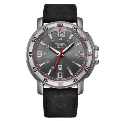 Men Watch Casual All Match Business Style Chic Watch