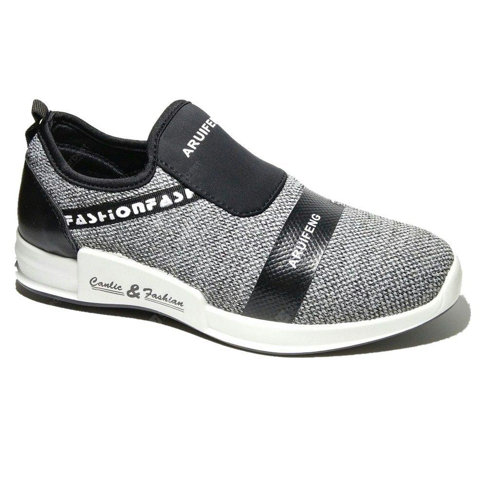 Stylish Mesh Male Breathable Casual Shoes