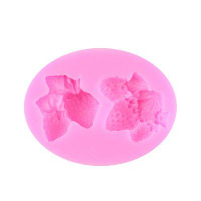 Strawberry Silicone Cake Mold Fondant Mold