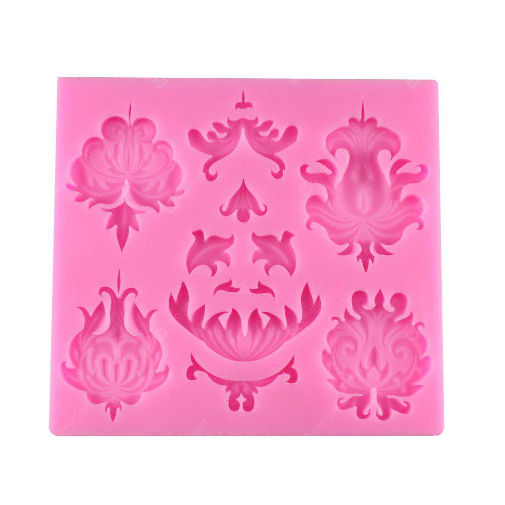 Vintage Lace Candy Embossed Mold