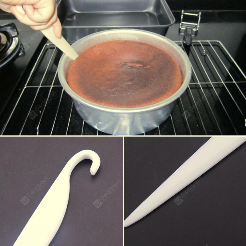 High quality Plastic Stripping Knife Baking Tools Cake Tools