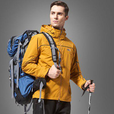 Mens Trench Rain Coat Windproof Camping CoatMens Jackets &amp; Coats<br>Mens Trench Rain Coat Windproof Camping Coat<br><br>Closure Type: Zipper<br>Clothes Type: Trench<br>Collar: Hooded<br>Detachable Part: Hat Detachable<br>Materials: Chinlon<br>Package Content: 1 x Coat<br>Package size (L x W x H): 1.00 x 1.00 x 1.00 cm / 0.39 x 0.39 x 0.39 inches<br>Package weight: 1.2000 kg<br>Shirt Length: Regular<br>Size1: M,L,XL,4XL,2XL,3XL<br>Sleeve Style: Regular<br>Style: Casual<br>Technics: Printed<br>Thickness: Medium thickness