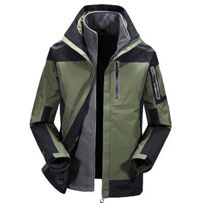 Casual Windproof Camping Outdoor Coat