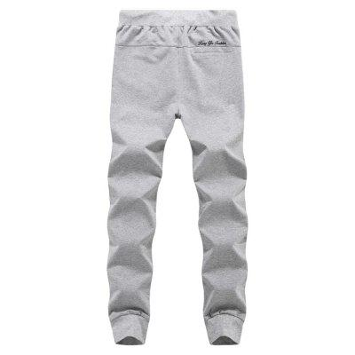 K007 Mens Casual Pants Slim Feet Feet Elastic Pants TrendMens Pants<br>K007 Mens Casual Pants Slim Feet Feet Elastic Pants Trend<br><br>Fit Type: Regular<br>Front Style: Flat<br>Material: Spandex, Cotton Blends<br>Package Contents: 1 X Pants<br>Pant Length: Long Pants<br>Pant Style: Straight<br>Style: Casual<br>Waist Type: Mid<br>Weight: 0.3000kg