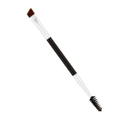Buy 2 in 1 Makeup Tool Bamboo Handle Double Eyebrow with Eyelashes Brushes, BLACK, Health & Beauty, Makeup, Makeup Brushes & Tools for $4.49 in GearBest store