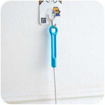 Sewer Cleaning Brush,Home Bendable Sink Tub Toilet Dredge Pipe Snake Brush Tools Creative Bathroom Kitchen