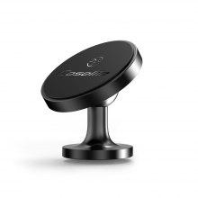 CaseMe Adjustable 360 Degree Rotation Universal Strong Magnetic Round Car Holder For Mobile Phones