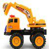 Fine Interesting Excavator Toys for Children - YELLOW