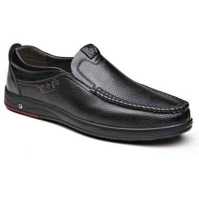 Single Shoe  Casual Leather Shoes