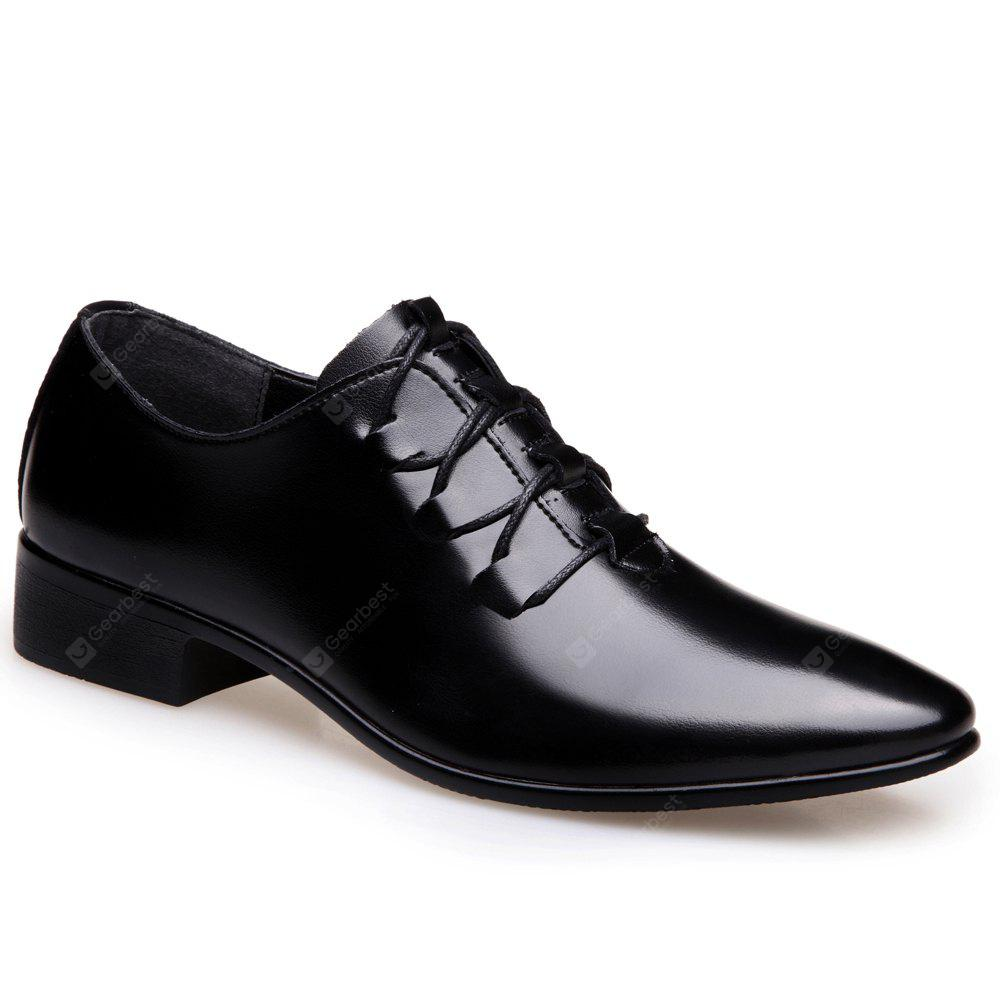 Top Leather Shoes Business Casual Shoes