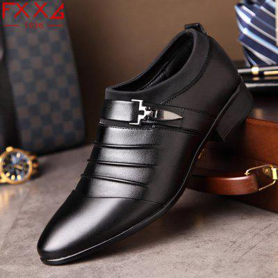 Casual  Men Business ShoesFormal Shoes<br>Casual  Men Business Shoes<br><br>Available Size: 38?39?40?41?42?43?44?<br>Closure Type: Slip-On<br>Embellishment: Metal<br>Gender: For Men<br>Insole Material: PU<br>Outsole Material: Rubber<br>Package Contents: 1xshoes(pair)<br>Pattern Type: Solid<br>Season: Summer, Winter, Spring/Fall<br>Toe Shape: Round Toe<br>Toe Style: Closed Toe<br>Upper Material: PU<br>Weight: 1.5600kg