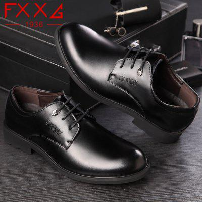 Leather Business and Leisure ShoesFormal Shoes<br>Leather Business and Leisure Shoes<br><br>Available Size: 38?39?40?41?42?43?44?<br>Closure Type: Lace-Up<br>Embellishment: Sequined<br>Gender: For Men<br>Occasion: Dress<br>Outsole Material: Rubber<br>Package Contents: 1xshoes(pair)<br>Pattern Type: Solid<br>Season: Summer, Winter, Spring/Fall<br>Toe Shape: Round Toe<br>Toe Style: Closed Toe<br>Upper Material: Cow Split<br>Weight: 1.5600kg