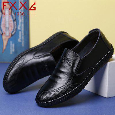 Sewing Business and Leisure ShoesMen's Oxford<br>Sewing Business and Leisure Shoes<br><br>Available Size: 38?39?40?41?42?43?44<br>Closure Type: Slip-On<br>Embellishment: Letter<br>Gender: For Men<br>Outsole Material: Rubber<br>Package Contents: 1xshoes(pair)<br>Pattern Type: Solid<br>Season: Summer, Winter, Spring/Fall<br>Toe Shape: Round Toe<br>Toe Style: Closed Toe<br>Upper Material: Cow Split<br>Weight: 1.5600kg