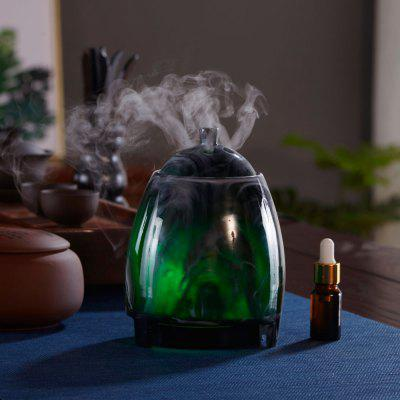 Zuo Qi Creative Ink Incense Burner Humidifier Ultrasonic Colorful Lights Humidifier Home Indoor Diffuser
