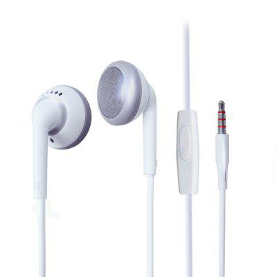 Zuo Qi H201 In-Ear Headphones for Apple / Android Phone Tablet MP3 Universal 3.5MM