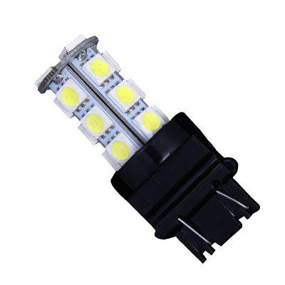 10PCS  3157 White 18-SMD 5050 Reverse Brake/Stop/Turn Tail Back Up LED Light Bulb