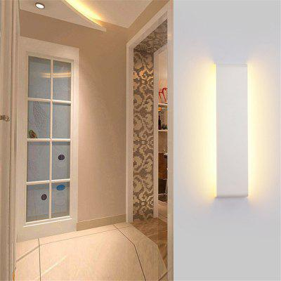 55cm White LED Modern Wall Lamp Aluminum Mirror Light Living Room Bathroom Hallway Stairs bedside Sconce
