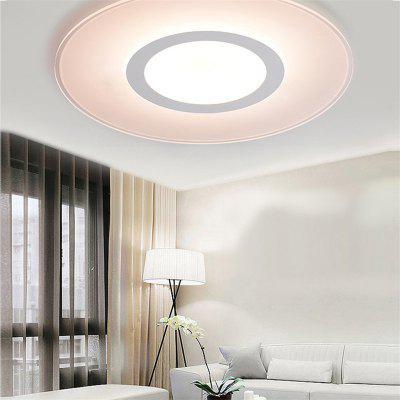 Modern Indoor Decor LED Ceiling Lamp Acrylic For Bedroom Corridor