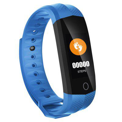 STAR  24 Fitness Tracker - 0.96 inch Clour OLED Touch Screen - PPG Heart Rate Monitors 1.2M Life WaterproofSmart Watches<br>STAR  24 Fitness Tracker - 0.96 inch Clour OLED Touch Screen - PPG Heart Rate Monitors 1.2M Life Waterproof<br><br>Band material: TPU<br>Bluetooth Version: Bluetooth 4.0<br>Case material: TPU<br>Package Contents: 1 x Bracelet<br>Package size (L x W x H): 7.50 x 7.50 x 3.00 cm / 2.95 x 2.95 x 1.18 inches<br>Package weight: 0.1100 kg<br>People: Male table,Female table,Unisex table