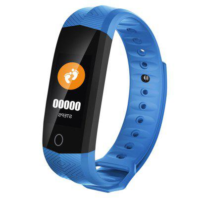 STAR  24 Fitness Tracker - 0.96 inch Clour OLED Touch Screen - PPG Heart Rate Monitors 1.2M Life Waterproof
