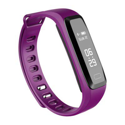 Star 26 Fitness Tracker - 0.86 inch Colour OLED Touch Screen - Blood Pressure and Oxygen Heart Rate MonitorsSmart Watches<br>Star 26 Fitness Tracker - 0.86 inch Colour OLED Touch Screen - Blood Pressure and Oxygen Heart Rate Monitors<br><br>Band material: TPU<br>Bluetooth Version: Bluetooth 4.0<br>Case material: Alloy<br>Package Contents: 1 x Bracelet<br>Package size (L x W x H): 7.50 x 7.50 x 3.00 cm / 2.95 x 2.95 x 1.18 inches<br>Package weight: 0.0500 kg<br>People: Male table,Female table,Unisex table