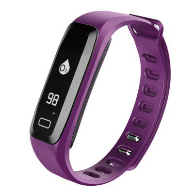 Star 26 Fitness Tracker - 0.86 inch Colour OLED Touch Screen - Blood Pressure and Oxygen Heart Rate Monitors