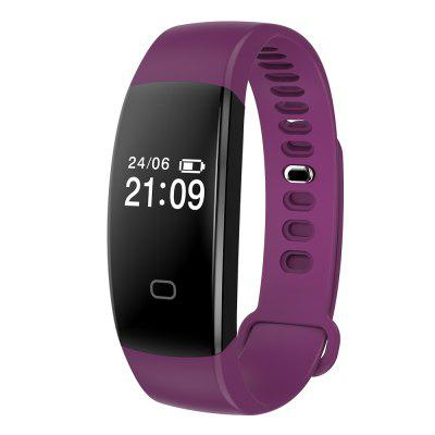Star 27 Fitness Tracker - Heart Rate Monitors 30M Life Water Proof Usb Charging Anti Lost Reminding Message Alarm Clock