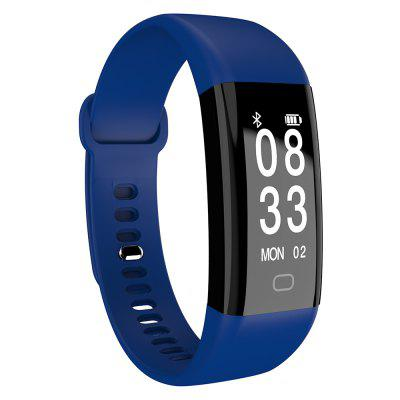 STAR 28 Fitness Straker 0.96 inch Colour OLED Touch Screen - Blood Pressure and Oxygen Heart Rate MonitorsSmart Watches<br>STAR 28 Fitness Straker 0.96 inch Colour OLED Touch Screen - Blood Pressure and Oxygen Heart Rate Monitors<br><br>Band material: TPU<br>Bluetooth Version: Bluetooth 4.0<br>Case material: Alloy<br>Package Contents: 1 x Bracelet<br>Package size (L x W x H): 7.50 x 7.50 x 3.00 cm / 2.95 x 2.95 x 1.18 inches<br>Package weight: 0.0800 kg<br>People: Male table,Female table,Unisex table