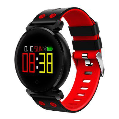 Star 38 Bluetooth Smart Watch Professional Blood Pressure Oxygen Heart Rate Monitors 30M Life water proof