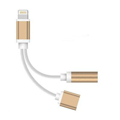 Adapter for IPhone 7/7PLUS/8/8PLUS/X, 3.5MM Aux Headphone Audio Jack Extender CableiPhone Cables &amp; Adapters<br>Adapter for IPhone 7/7PLUS/8/8PLUS/X, 3.5MM Aux Headphone Audio Jack Extender Cable<br><br>Features: ALL-in-1<br>Package Contents: 1 x Cable<br>Package size (L x W x H): 10.00 x 8.00 x 2.00 cm / 3.94 x 3.15 x 0.79 inches<br>Package weight: 0.0200 kg