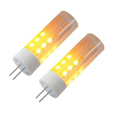 BRELONG G4 2835 x 36LED 3W Flame corn light DC12V 2PCS