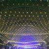 BRELONG 200LED Network lights 3m x 2m  Outdoor waterproof star light string 220V EU - WARM WHITE