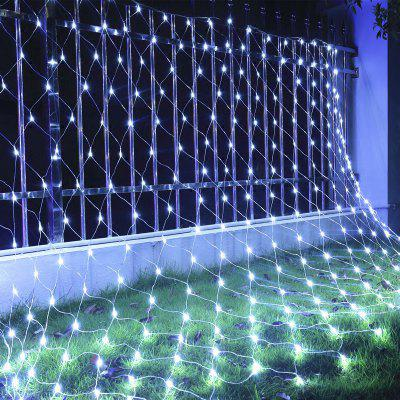 BRELONG 320LED Network Lights 3m x 3m Outdoor Waterproof Star Light String 220V EU
